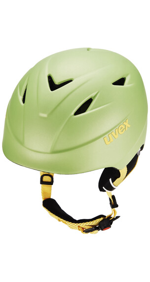UVEX airwing 2 pro Helmet Junior applegreen mat